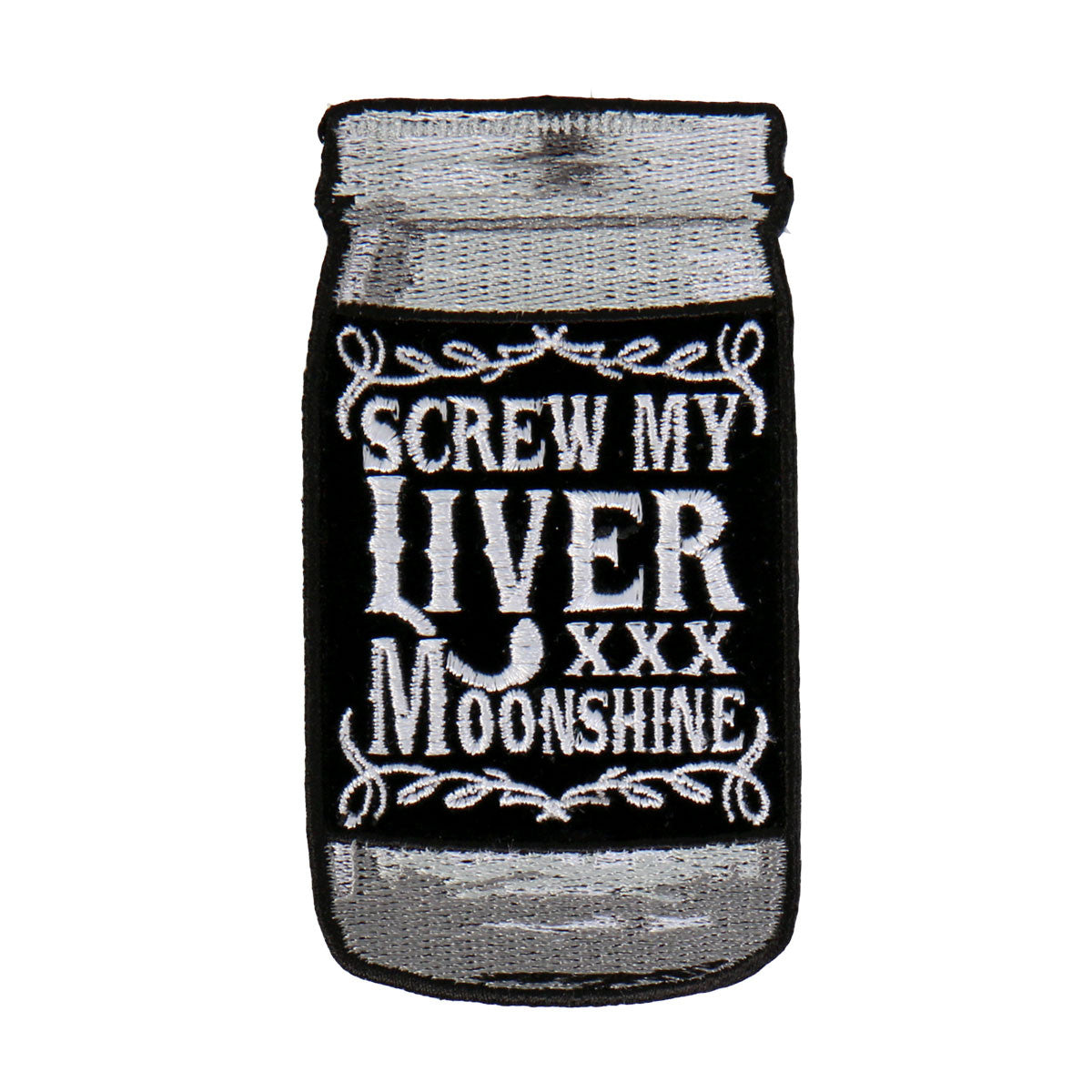 Screw My Liver - Maine-Line Leather