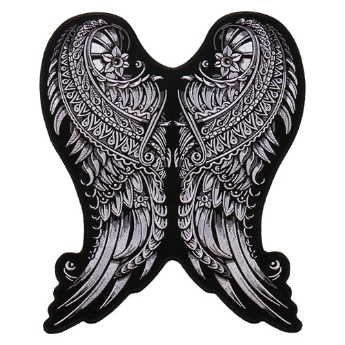 Ornate Angel Wings