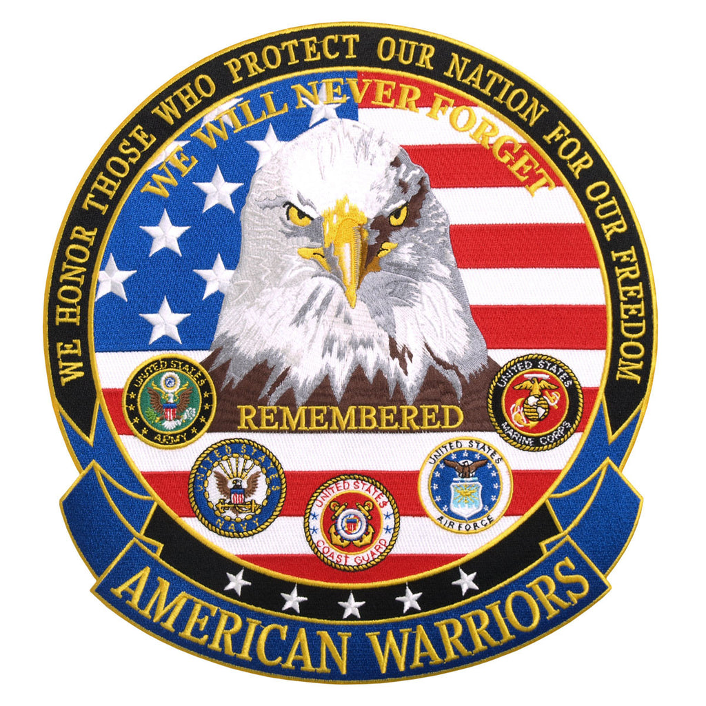 We Honor American Warriors