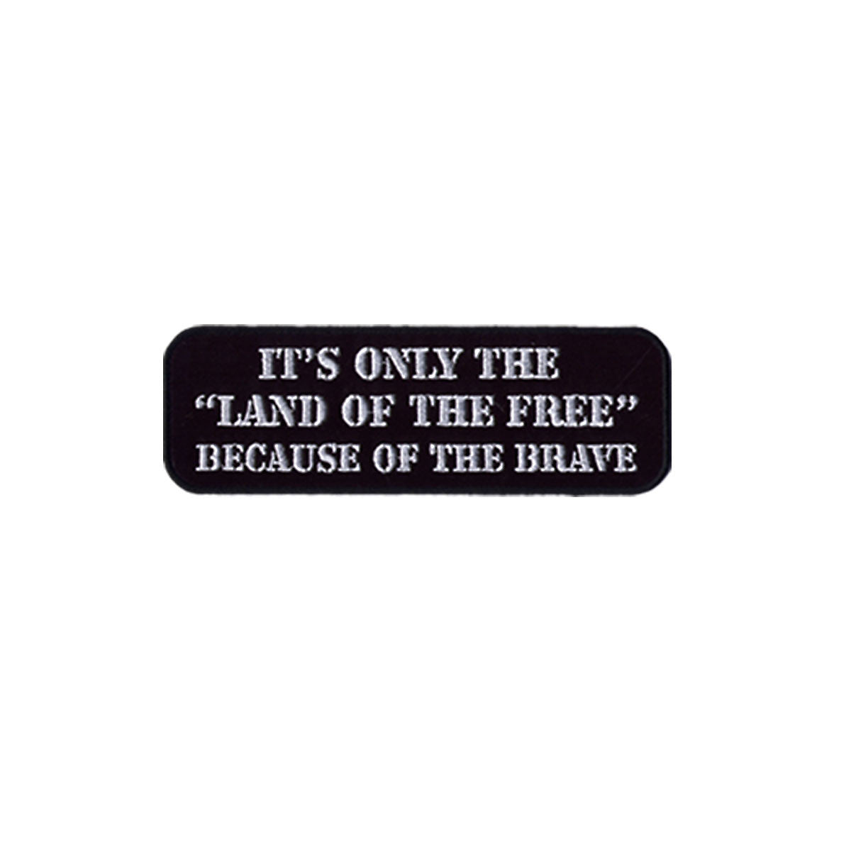Land of the Free - Maine-Line Leather