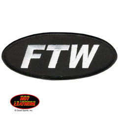 """FTW"" - Maine-Line Leather"
