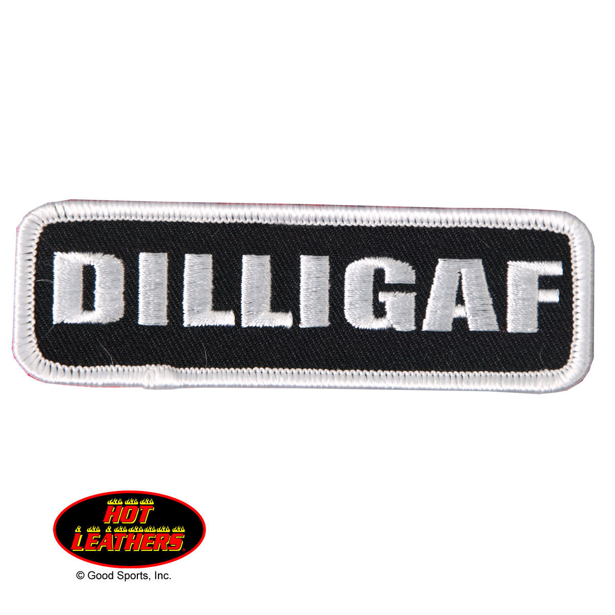 """DILLIGAF"" - Maine-Line Leather"