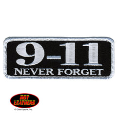 9-11 Never Forget - Maine-Line Leather
