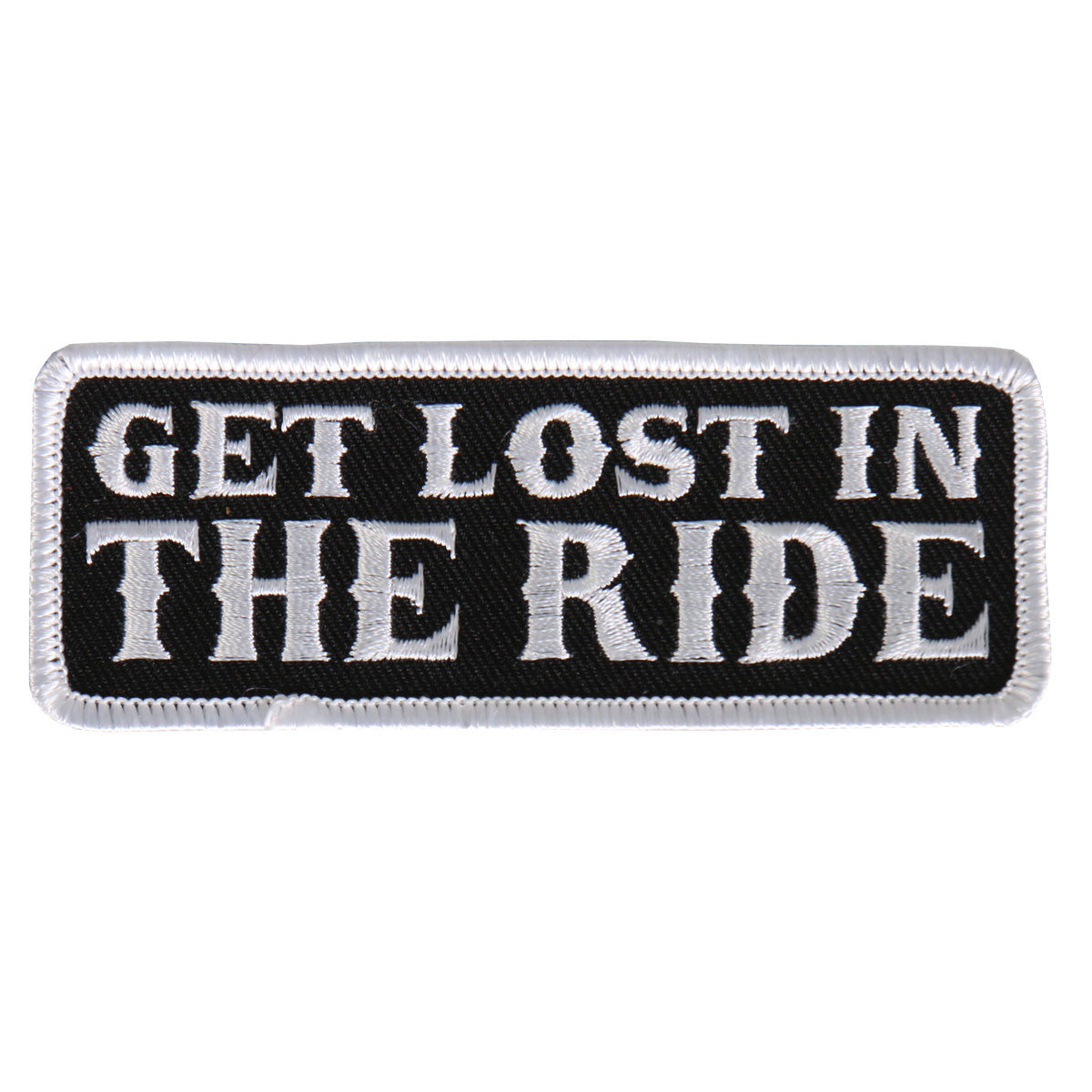 Get Lost In The Ride - Maine-Line Leather