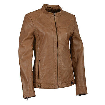 Women's Front Zip Fashion Jacket 2 Colors