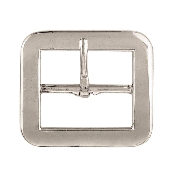 Center Bar Buckle 1-1/2""