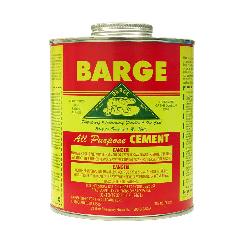 Barge All-Purpose Cement 32oz - Maine-Line Leather
