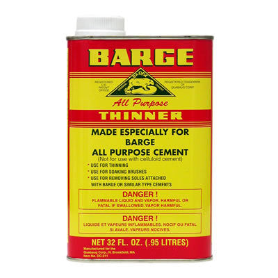 Barge Thinner 32 oz - Maine-Line Leather