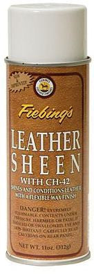Fiebing's Leather Sheen Aerosol Spray 11 oz