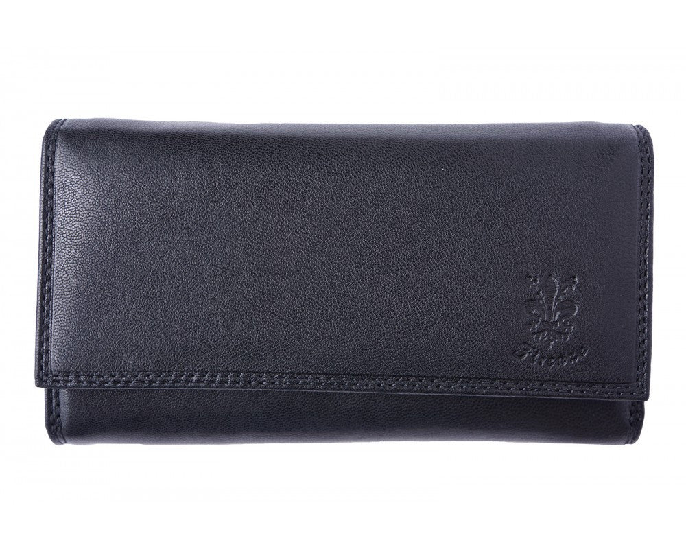 Leather Wallet For Women Multi Colors