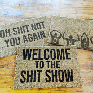 Doormats- Choose a design or create your own!