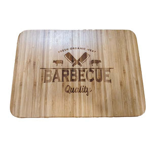 Barbecue Bamboo Cutting Board