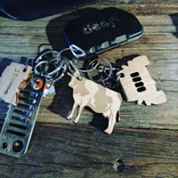 Create Your Own Keychain Design!