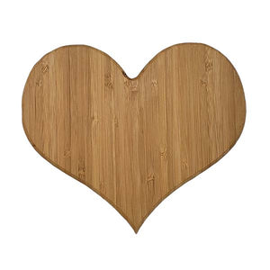 Heart Shaped Cutting Board