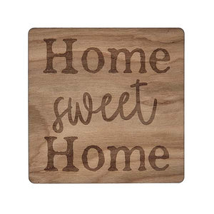 Home Sweet Home Coaster Set