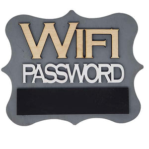Magnetic Wifi Sign