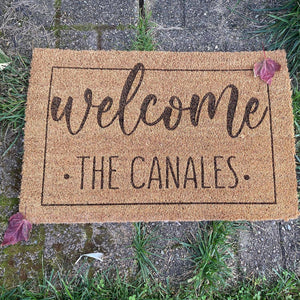 Doormats - Choose a design or create your own!