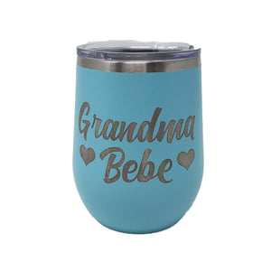 Create Your Own Wine Tumbler Design!