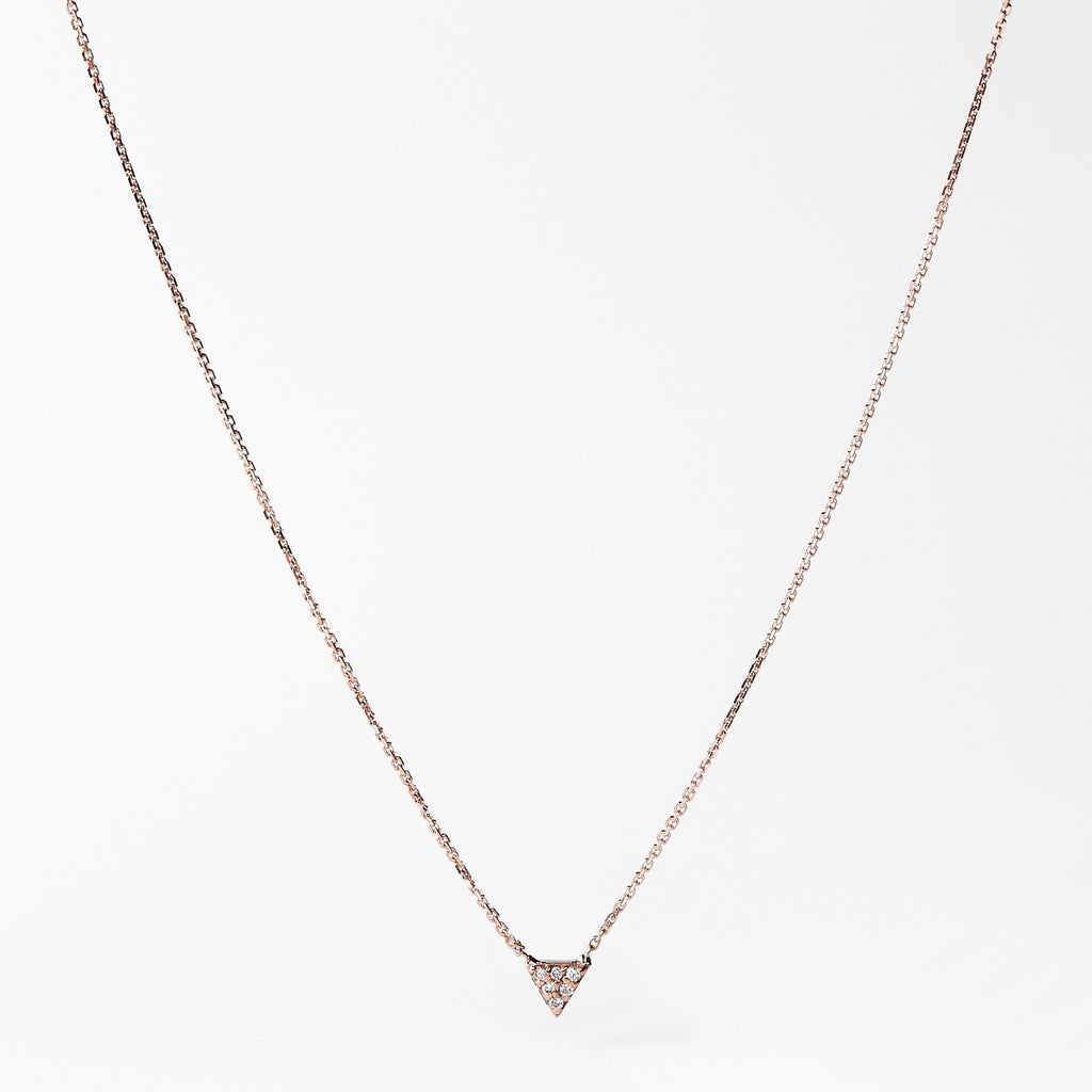 Collier or triangle - LYLAN