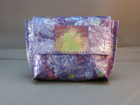 Flirty Little Wallet - Moonlight Purple