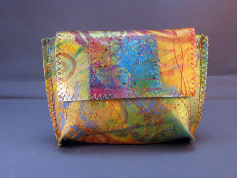 Flirty Little Wallet - Mellow Yellow
