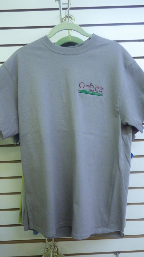 Catskill Flies Logo Tee Shirt