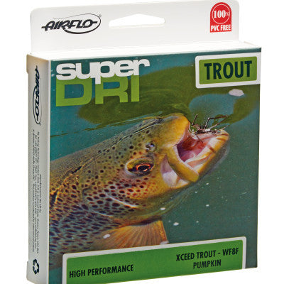 Airflo Super-Dri Xceed Fly Line