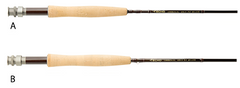 Echo Carbon XL Flyrods