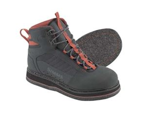 Simms Tributary Wading Fishing Boot: Felt Sole