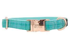 Wag Your Teal - Collar