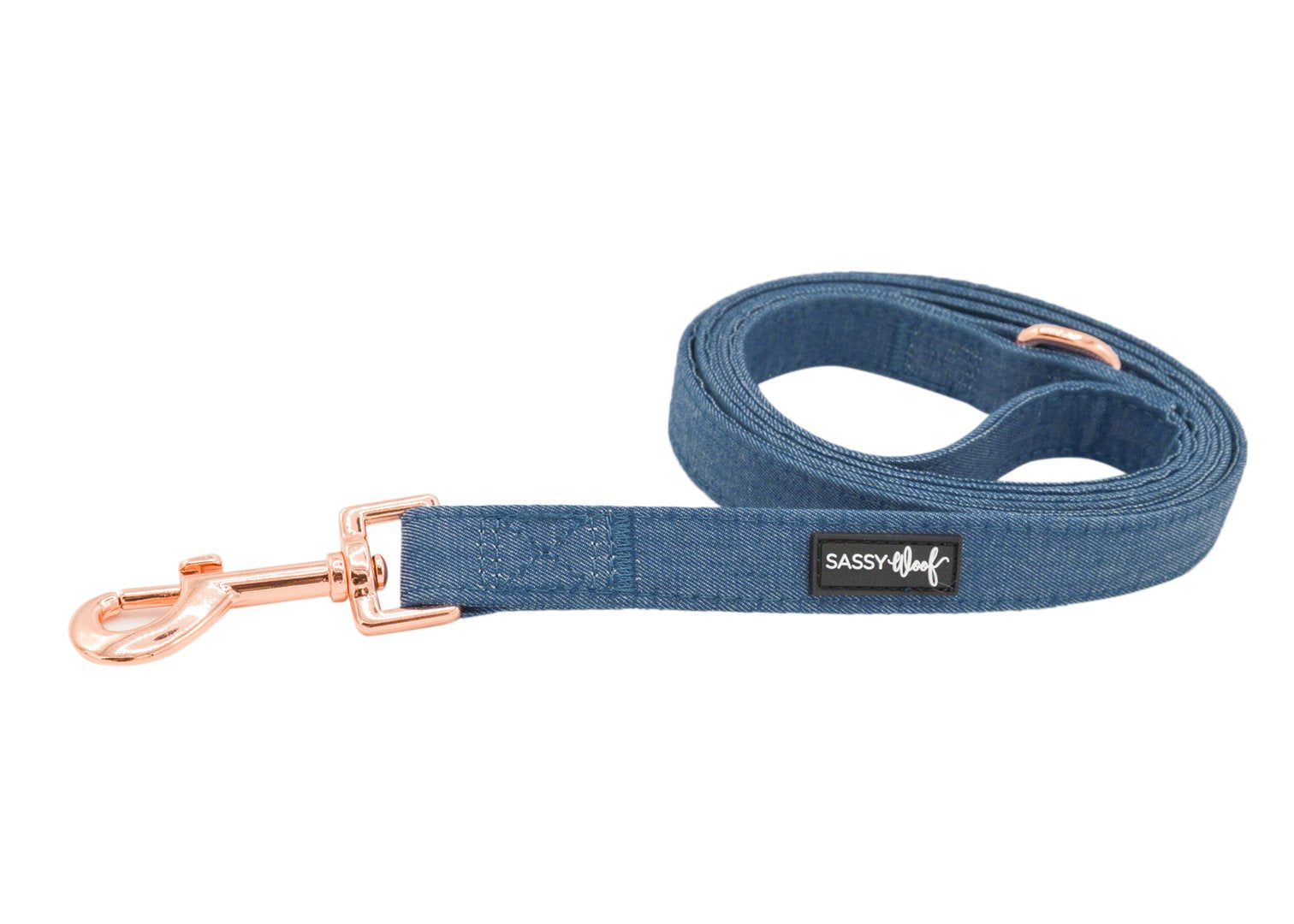 Denim - Leash