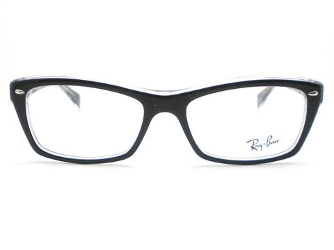 Ray Ban 5255 2034 Black Transparent