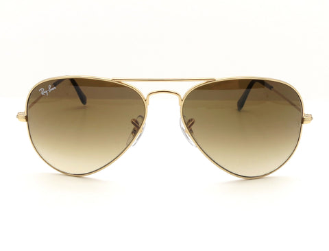 Ray Ban 3025 001/51 Gold Brown Gradient