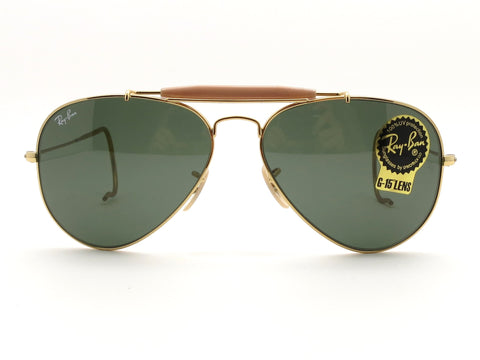 Ray Ban Outdoorsman 3030 L0216 Gold G15