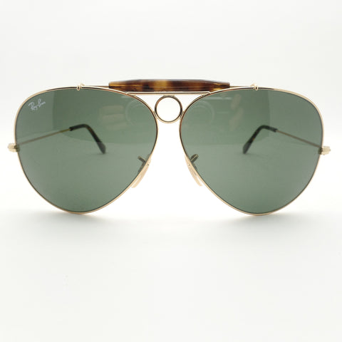Ray Ban 3138 181 62 Gold G15 Shooter