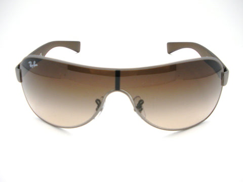 Ray Ban RB 3471 029/13 Gunmetal Brown Gradient
