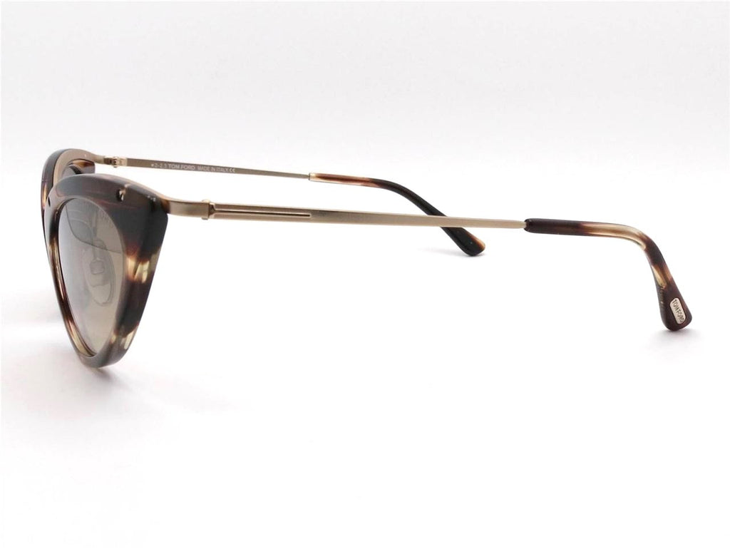 abbed512980c ... Tom Ford TF 349 Grace 47G Havana Gold Mirror Gradient