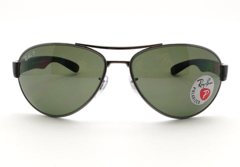Ray Ban 3509 004/9A Gunmetal Polarized