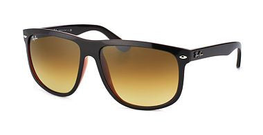 Ray Ban RB 4147 6095/85 Black Brown
