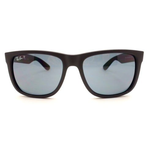Ray Ban Justin RB 4165 622/2V Matte Black Polarized