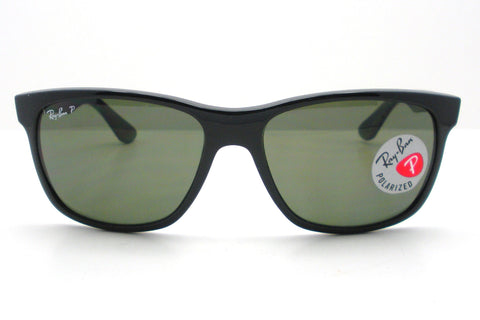 Ray Ban RB 4181 601/9A Black Polarized