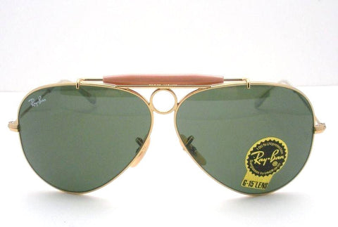 Ray Ban 3138 001 Gold Shooter