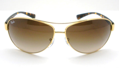 Ray Ban 3386 001/13 Gold Brown Gradient