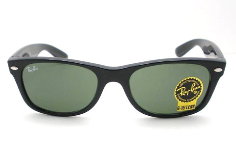 Ray Ban New Wayfarer 2132 901 Black