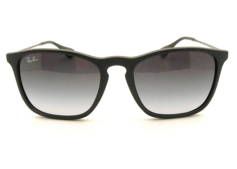 Ray Ban RB 4187 622/8G Black Rubber