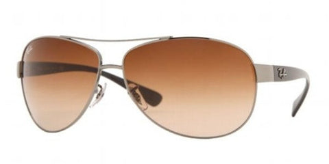 Ray Ban 3386 004/13 Gunmetal Brown Gradient
