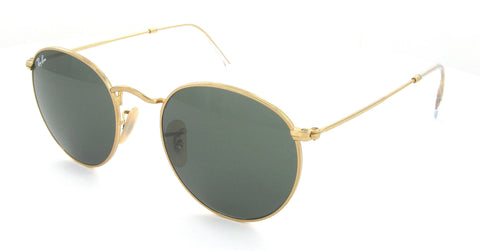 Ray Ban 3447 001 Gold Green