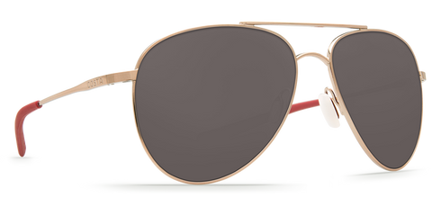 Costa Del Mar Cook Rose Gold Grey 580p