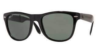Ray Ban Folding Wayfarer 4105 601 Black