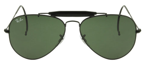 Ray Ban Outdoorsman 3030 L9500 Black G15